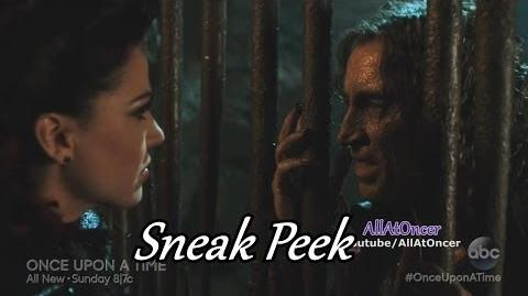 "Once Upon A Time 3x09 Sneak Peek 1 ""Save Henry"" Rumple and the Evil Queen"