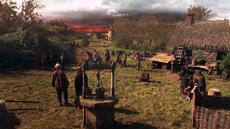 1x08 Basses Terres village de Rumplestiltskin