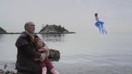 1x20 Geppetto Pinocchio Fée Bleue vrai petit garçon