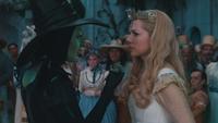 Le Monde Fantastique d'Oz 2013 Méchante Sorcière de l'Ouest Theodora Glinda Gentille Sorcière du Sud Quadlings