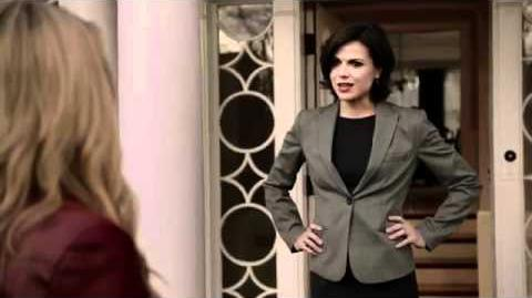 ABC's Once Upon A Time - Sneak Peek 1x01 Regina Puts Emma in Her Place
