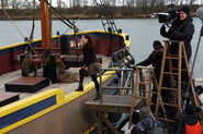 2x11 Photo tournage 19