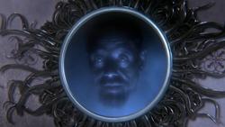 Magischer Spiegel