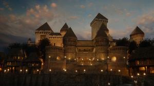 3x06 Royaume maritime château du Prince Éric