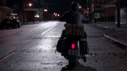 1x09 August Booth étranger moto plaque immatriculation 23