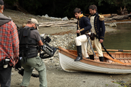 3x05 Photo tournage 7