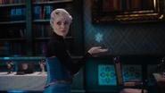 4x06 Elsa Reine des Neiges magie flocon cryokinésie