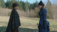 4x20 Cora Reine Regina aveu mariage sans amour