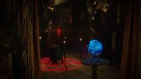 7x11 Gothel Madame Leota Robin rituel mort force amulette de résurrection