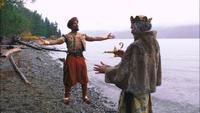 1x11 Génie d'Agrabah Roi Leopold rencontre lampe magique