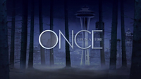 Once Upon a Time logo titlecard générique épisode 7x01