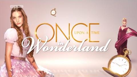 Once Upon A Time in Wonderland bei SUPER RTL