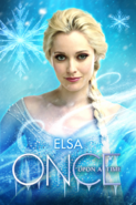 Once Upon a Time season 4 Elsa poster