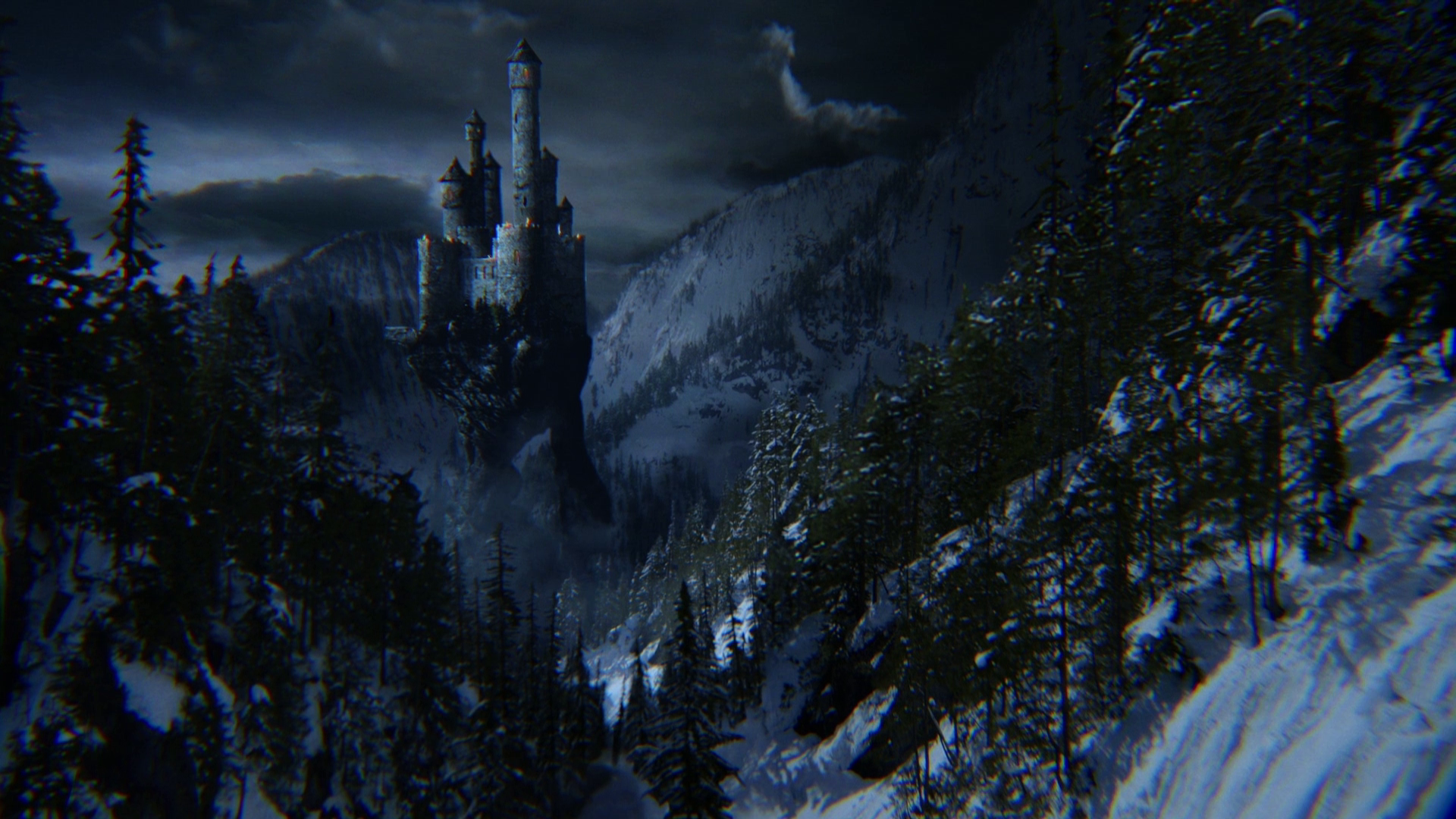 Forbidden Fortress Once Upon A Time Wiki Fandom Powered