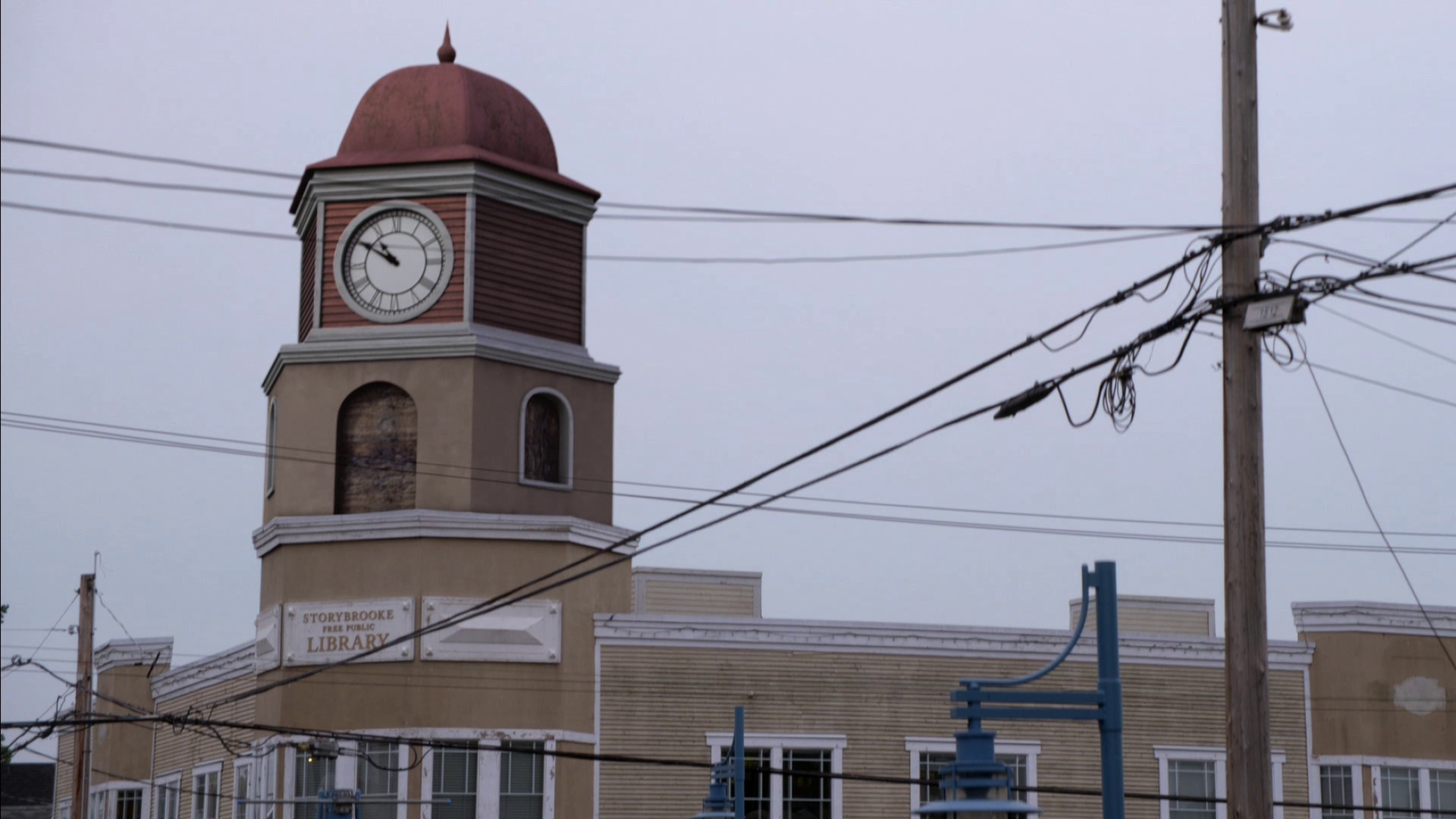 Storybrooke Free Public Library Once Upon A Time Wiki Fandom