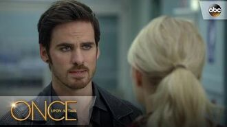 Hook Comes Clean with Emma - Once Upon A Time