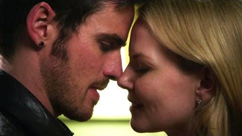 "ABC ""Once Upon a Time Love Story - Emma and Hook"" Promo"