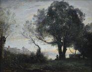 HopperJean-Baptiste-CamilleCorot