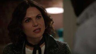 Regina and Facilier