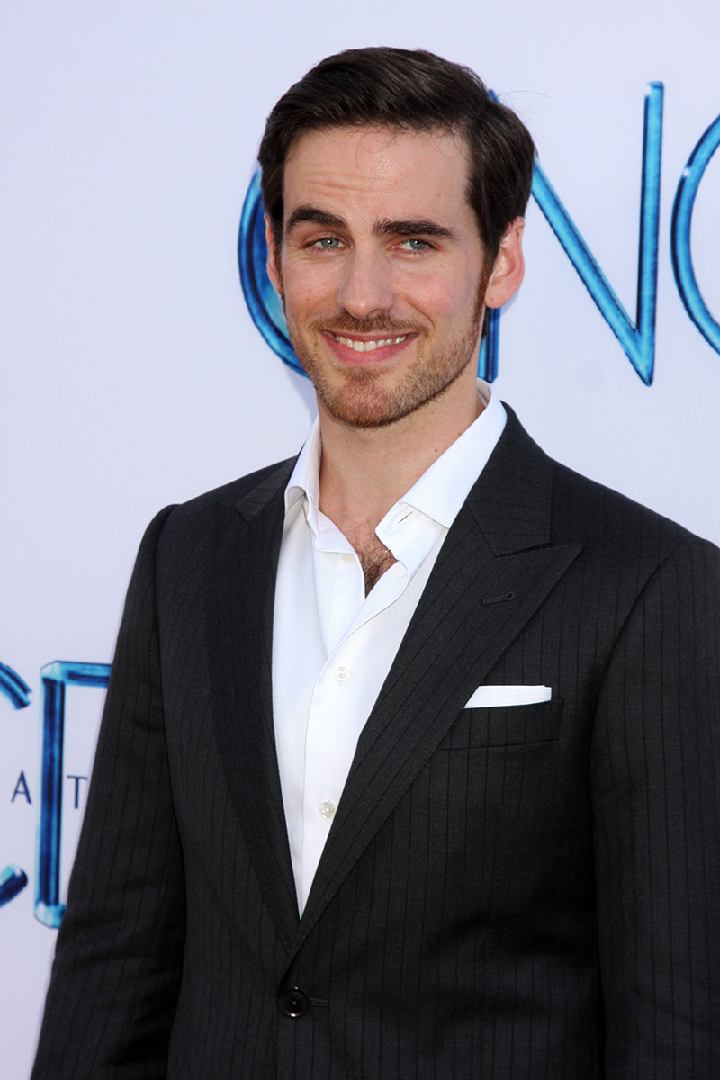 Colin Odonoghue Once Upon A Time Wiki Fandom Powered By Wikia