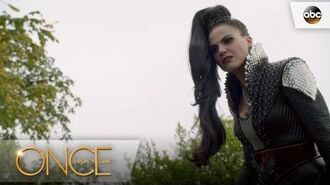 Regina Saves Zelena From The Evil Queen - Once Upon A Time