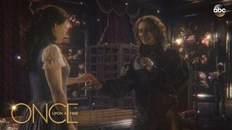 Rumple and Belle Dance to 'Beauty and The Beast' - Once Upon A Time