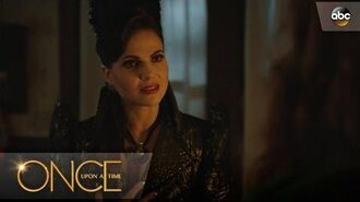 The Evil Queen Thanks Zelena - Once Upon A Time