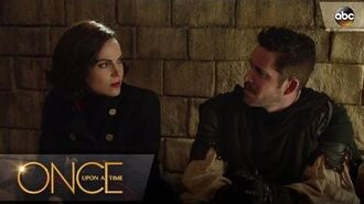Regina Tells Robin About His Old Life - Once Upon A Time 6x11