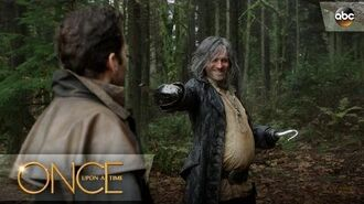 Emma Meets Old Hook - Once Upon A Time 6x11