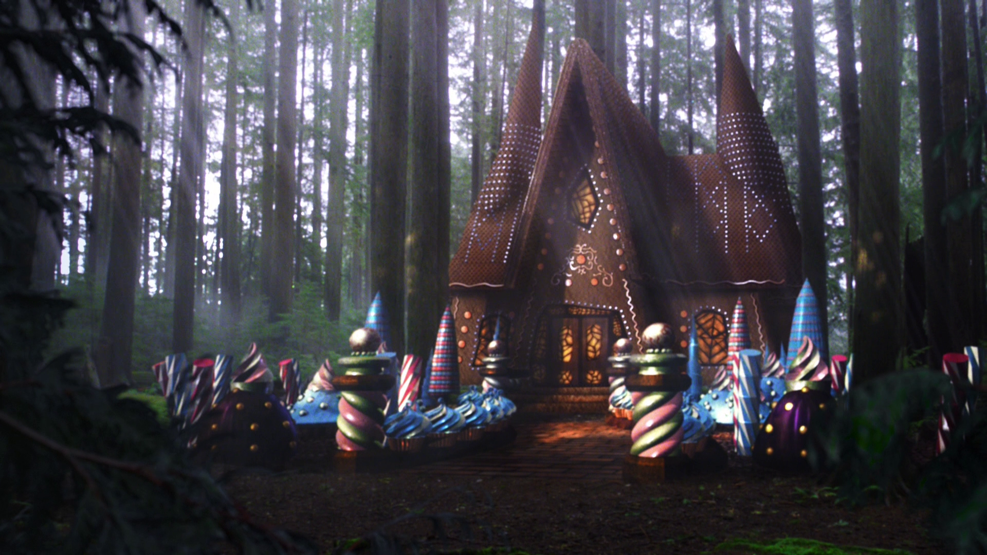 Inside House Plants Gingerbread House Once Upon A Time Wiki Fandom Powered