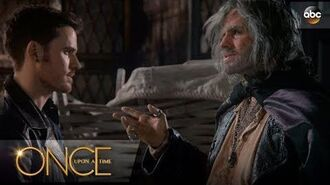 Captain Hook Meets Captain Hook - Once Upon A Time