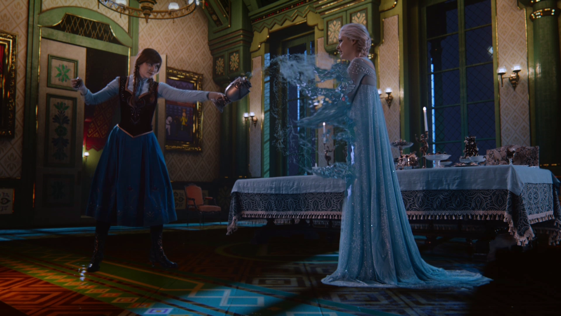 Quot Smash The Mirror Quot Once Upon A Time Wiki Fandom