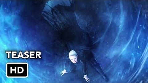 "ABC ""The Dark Swan is Coming"" Promo"