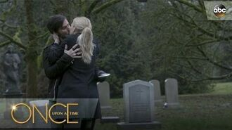 Emma and Hook Reunite - Once Upon A Time