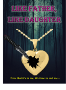 Like Father Like Daughter Book Cover