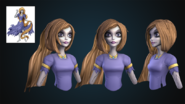 Rapunzel3D