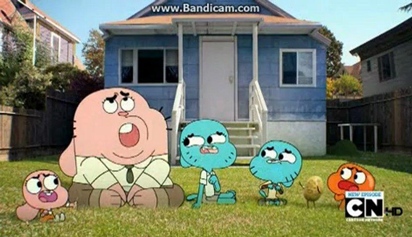 The amazing world of gumball idaho's song