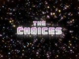 As Escolhas