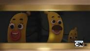 João Banana e os seus pais