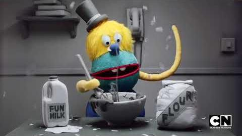 The Amazing World of Gumball - The Fun Will Never End (The Puppets)