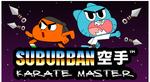 Suburban karate master