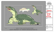 Tartaruga de O Ninho