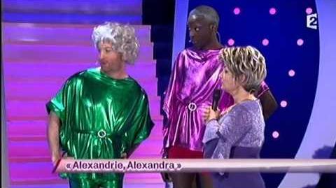 Alexandrie, Alexandra