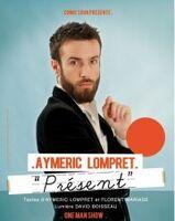 Aymeric Lompret Présent