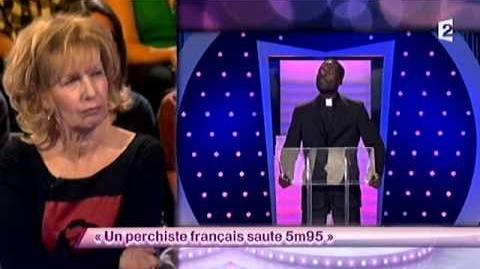 Donel Jack'sman - 18 Un perchiste français saute 5m95 - ONDAR