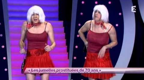 Les jumelles prostituées de 70 ans