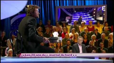 Olivier De Benoist - 59 Les 20 ans du Journal du Hard - ONDAR
