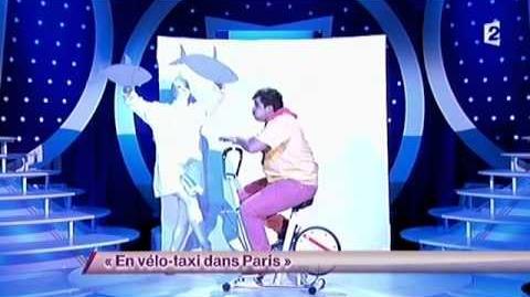 Artus - 34 En vélo-taxi dans Paris - ONDAR