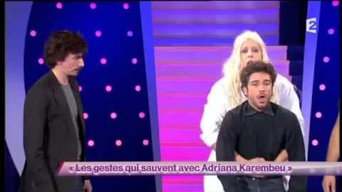 Artus - 28 Les gestes qui sauvent avec Adriana Karembeu - ONDAR