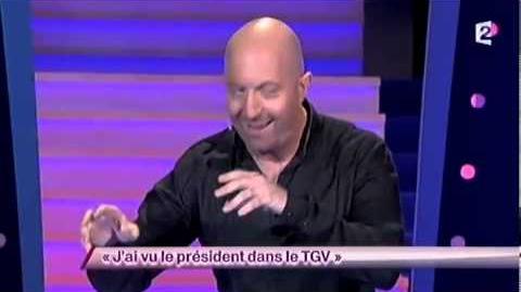 Sacha Judaszko - 42 J'ai vu le Président dans le TGV - On n'demande qu'a en rire